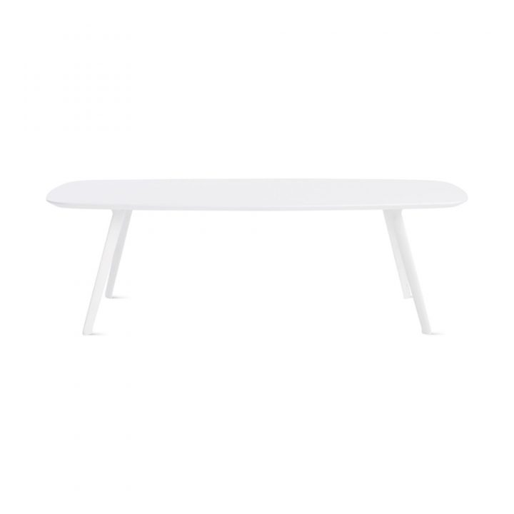 STUA Solapa design tables in white
